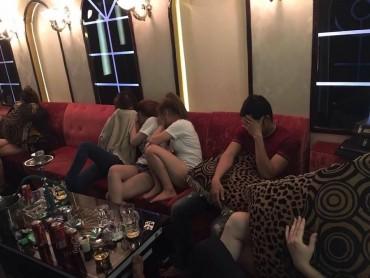 TPHCM: Gần 20 nam nữ phê ma túy trong quán karaoke ở trung tâm Sài Gòn