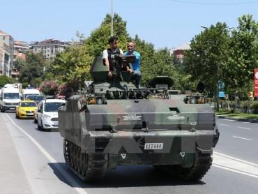 Thổ Nhĩ Kỳ áp đặt lệnh tình trạng khẩn cấp ở thành phố Istanbul