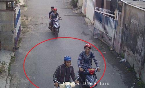 4 đối tượng trộm tài sản bị 'tóm' từ hình ảnh camera