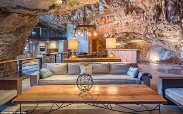 Những khách sạn nằm trong hang động siêu độc đáo