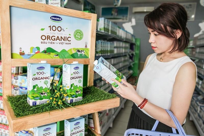 Vinamilk dẫn đầu Việt Nam về giá trị thương hiệu