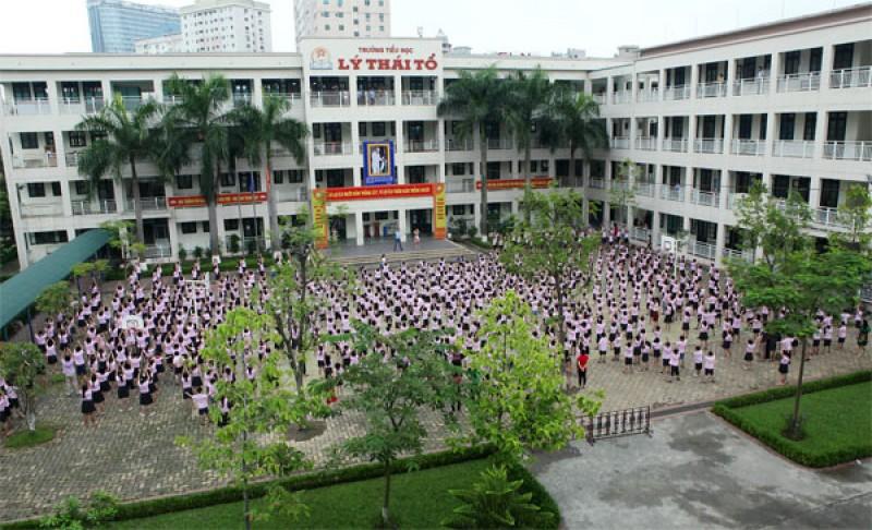 Nâng tầng các trường học hiện có để đáp ứng nhu cầu