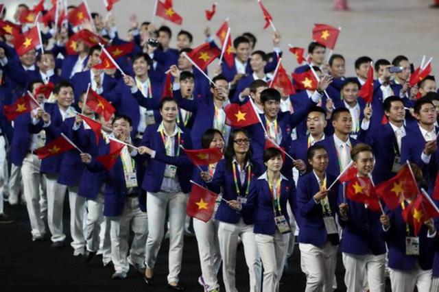 Đoàn thể thao Việt Nam dự SEA Games 29 với 693 thành viên