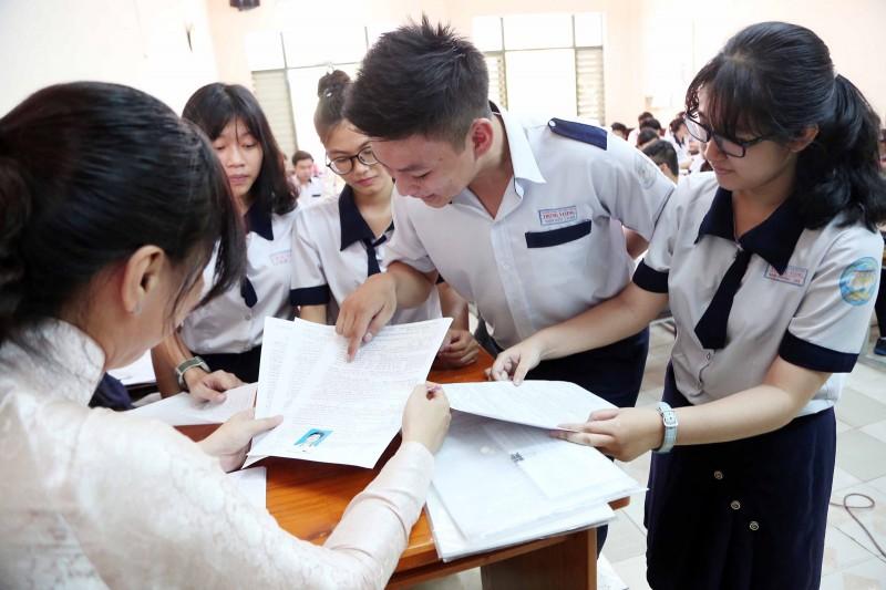 Các trường sẽ tuyển sinh đạt 83%