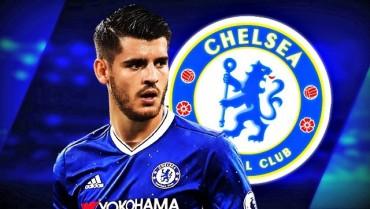 Chelsea chiêu mộ thành công Morata