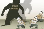 Hạn chế tối đa bạo lực học đường