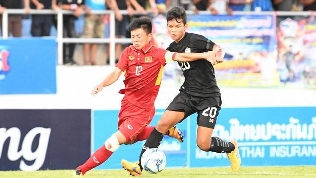 Hạ Thái Lan, U15 Việt Nam đăng quang giải U15 Đông Nam Á 2017
