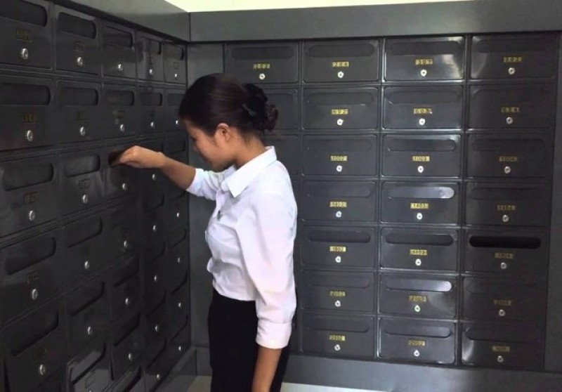 Khu chung cư, tòa nhà văn phòng có thể sẽ được lắp đặt thùng thư công cộng
