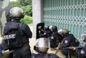 Toàn cảnh cuộc tấn công tội phạm ma túy ở Lóng Luông
