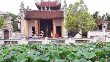 Về miền di sản làng Bình Đà
