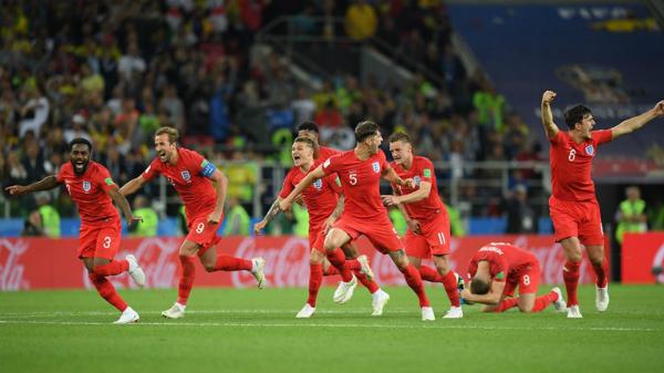 """Colombia 1 -1 Anh (pen 3-4): Tiếng gầm của """"Tam sư"""""""
