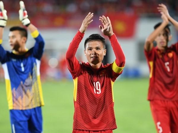 U23 Việt Nam cùng bảng Nhật Bản ở ASIAD 18