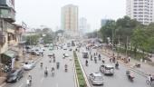 Chất lượng không khí tại các điểm quan trắc giao thông cải thiện
