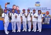 Vinamilk Sure Prevent đồng hành cùng 3000 người cao tuổi tại giải thi đấu thể dục dưỡng sinh Tp. Hồ Chí Minh