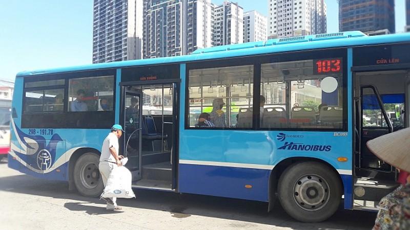 Người dân hài lòng với chất lượng xe buýt ngoại thành