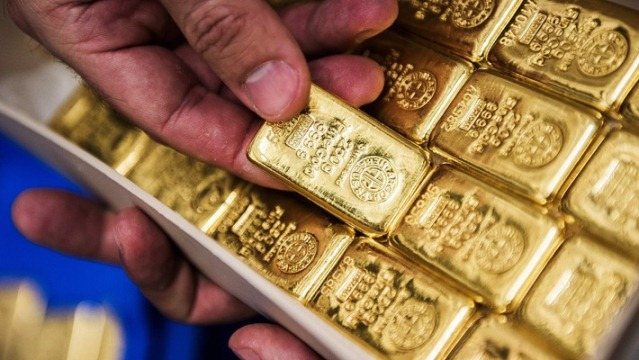 Giá vàng tăng tốc vọt qua mốc 37 triệu đồng/lượng
