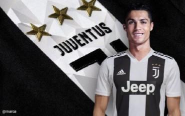 Real Madrid chính thức công bố vụ chuyển nhượng Ronaldo