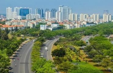 Chất lượng không khí tại các trạm quan trắc giao thông cải thiện