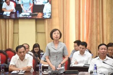 Các ban HĐNDTP Hà Nội: Bàn giải pháp về 3 vấn đề nóng