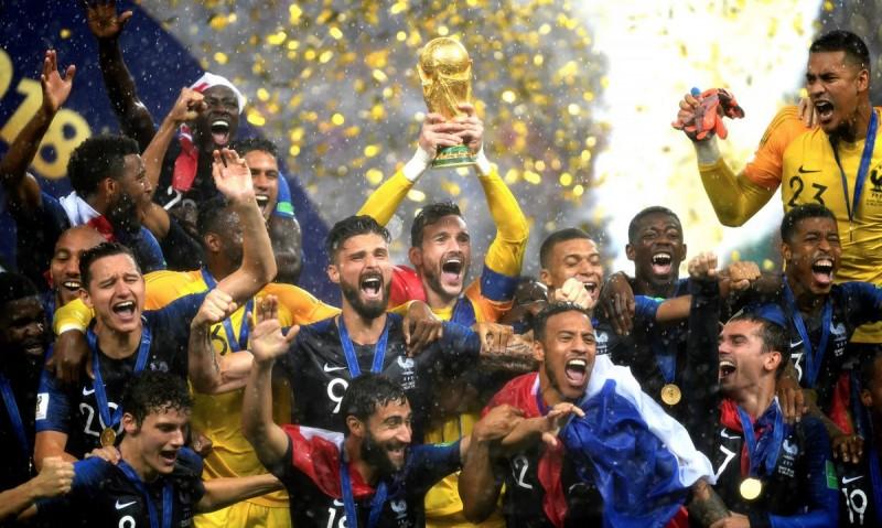 World Cup 2018: Cái kết ngọt ngào