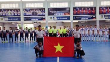 Khởi tranh giải vô địch futsal TP.HCM 2018