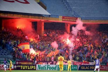 VFF công bố các án phạt ở vòng 19 V-League 2018