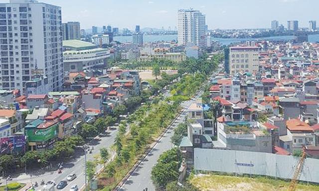 Hà Nội: Trời mưa giúp chất lượng không khí nhiều khu vực cải thiện