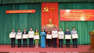 Quyết định lịch sử và là động lực quan trọng để Hà Nội vươn lên một tầm cao mới
