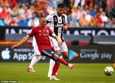 Juventus 2-0 Bayern: 'Lão bà' làm gỏi 'Hùm xám'