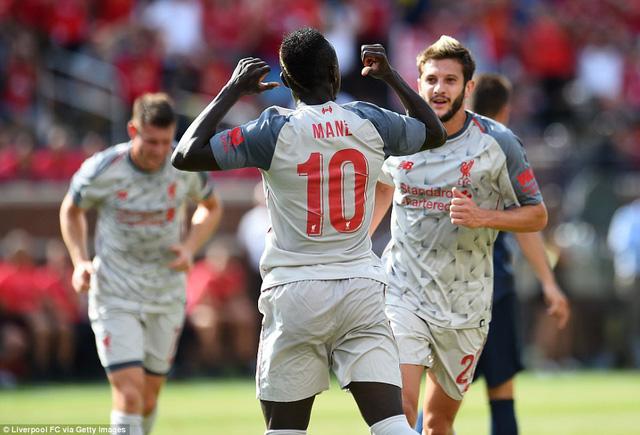 Liverpool 4-1 Man Utd: Chiến thắng tuyệt đối