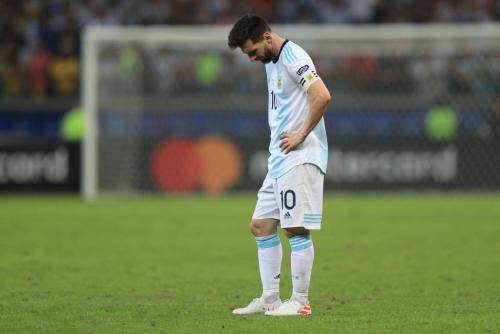 Brazil - Argentina (2-0): Firmino và Jesus tỏa sáng, Brazil giành vé vào chung kết