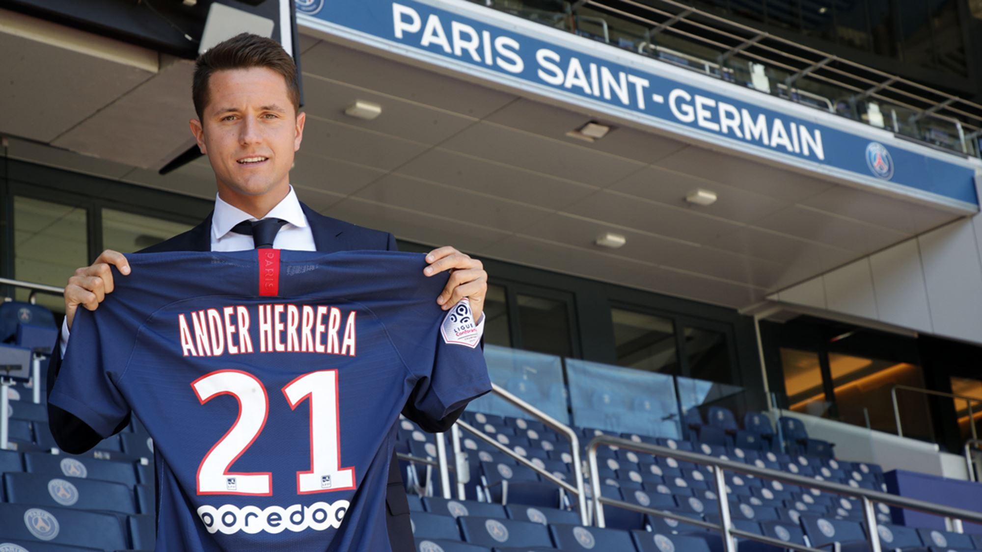 PSG xác nhận đã chiêu mộ thành công Ander Herrera