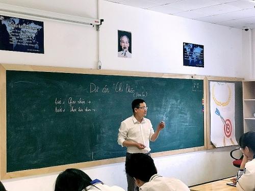 Luật Giáo dục năm 2019: Cơ sở xây dựng nền giáo dục thực học, thực nghiệp