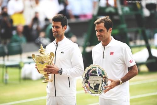 Chung kết Wimbledon 2019: Djokovic xứng đáng lên ngôi vương sau màn ngược dòng hạ Federer