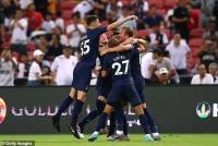 C.Ronaldo lập công, Sarri vẫn trắng tay trong ngày ra mắt