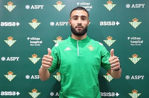 Từ chối nhiều 'ông lớn', Nabil Fekir bất ngờ cập bến Real Betis