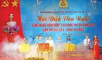 Liên đoàn Lao động huyện Thường Tín: Hiệu quả từ các phong trào thi đua