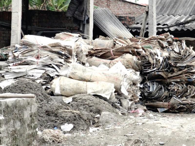 Vì Thủ đô không rác thải nhựa