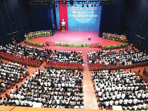 Thông báo tuyển sinh năm học 2019-2020