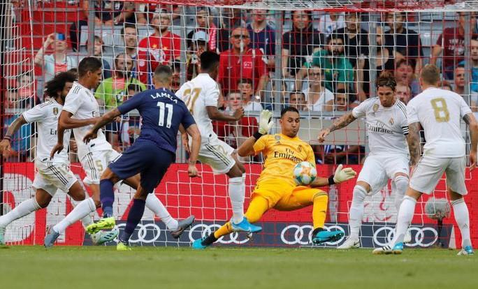 Real 0-1 Tottenham: Báo động cho Z.Zidane