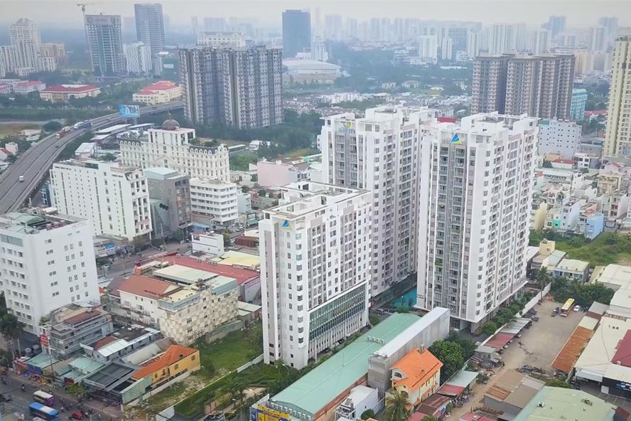 Câu hỏi lớn dành cho các doanh nghiệp bất động sản hiện nay chính là việc thiếu quỹ đất để phát triển nhà ở giá thấp. Ảnh: Quang Duy