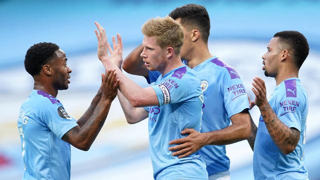 Man City kháng án thành công, tiếp tục dự Champions League mùa giải tới