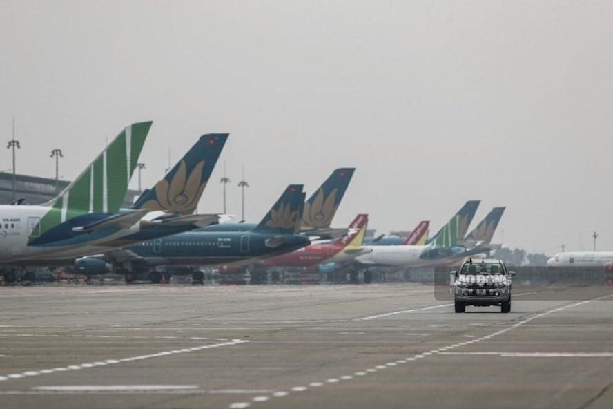 Thủ tướng đồng ý khôi phục hoạt động vận chuyển hàng không giữa Việt Nam và Trung Quốc. Ảnh: Sơn Tùng