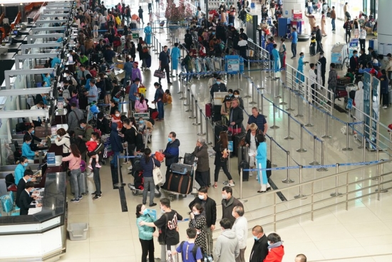Có thể mở lại chuyến bay quốc tế đi/đến Việt Nam từ đầu tháng 8