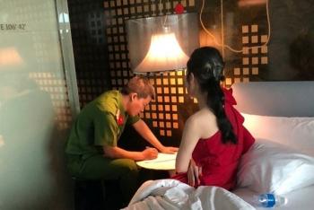 Cảnh sát hình sự tiết lộ chuyện phá đường dây mại dâm
