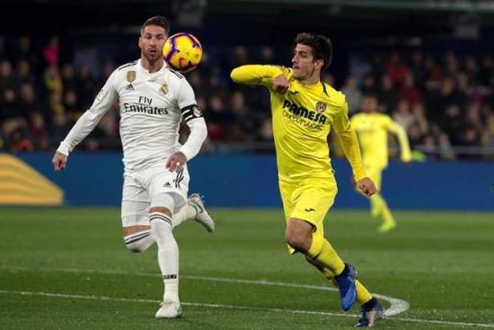 Real Madrid - Villarreal: Trên đỉnh vinh quang