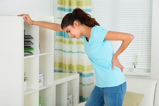 Vị trí đau ở bụng, lưng tiết lộ căn bệnh ẩn giấu