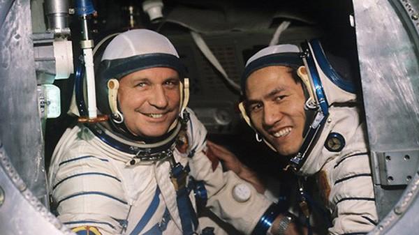 40 năm chuyến bay vào vũ trụ của phi công Trung tướng Phạm Tuân