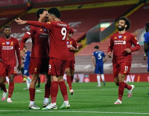 Liverpool 5-3 Chelsea: Mãn nhãn tiệc bàn thắng