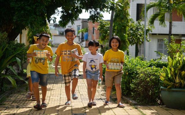 Quỹ sữa vươn cao Việt Nam và Vinamilk tiếp tục hành trình kết nối yêu thương tại TP.HCM - Ảnh 8.